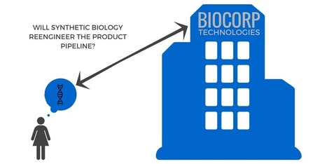 Will synthetic biology reengineer the product pipeline? | Synthetic Biology Community | SynBioFromLeukipposInstitute | Scoop.it