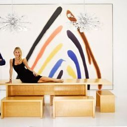 Collector Profile: Michael and Seren Shvo Buy From the Gut | Artinfo | art, etc. | Scoop.it