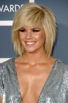 Short Shattered Layers Hairstyle - Pictures of Short Hairstyles | Easy Hairstyles | Easy-Hairstyles.com | Scoop.it