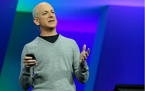 Windows Chief Sinofsky Reveals Why He Left Microsoft in Goodbye Email | Ghifar | Scoop.it