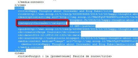 Filter Scoop.it feeds by tags with Yahoo! Pipes | François MAGNAN  Formateur Consultant | Scoop.it