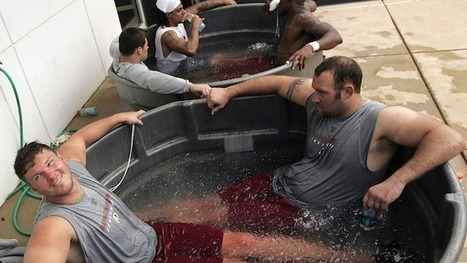 Can Ice Baths Prevent Sports Injuries? - TRAINING RECOVERY METHODS | PE | Scoop.it