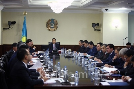 Minister of Investments questions objectiveness of Kazakhstan's infrastructure quality rating | Kazakhstan | Scoop.it
