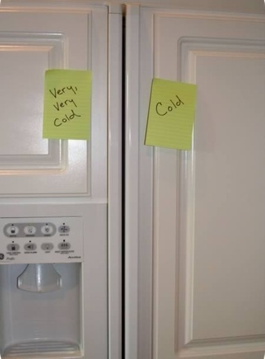 15 Hysterical Fridge Notes | Strange days indeed... | Scoop.it