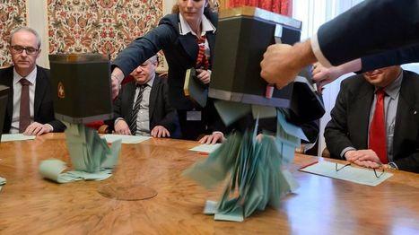 SUISSE : Le vote blanc doit être pris en compte, demandent deux motions | Le vote blanc | Scoop.it