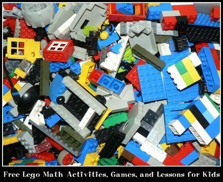 Free Lego Math Activities, Games, and Lessons for Kids | LOS MEJORES HALLAZGOS DE DANIELA AYALA | Scoop.it