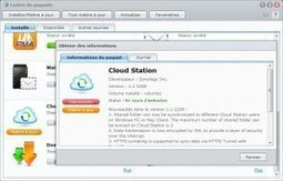 Synology Cloud Station : un lecteur partagé de votre NAS à l'autre ... | Soho et e-House : Vie numérique familiale | Scoop.it