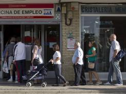 Spain hampered by rigid labor laws | the Gonzo Trap | Scoop.it