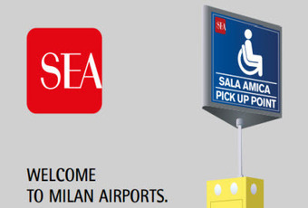 Milan airports publish guide to accessible landmarks | Accessible Travel | Scoop.it