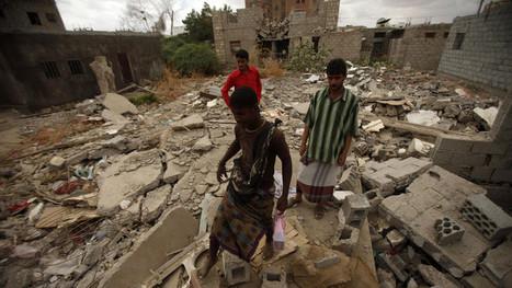 Yemen air strikes kill 55 Al-Qaeda militants   The Intelligence War   Scoop.it