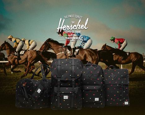 Herschel Supply Co. Jockey Jersey Print Collection • EQUNIU   Street Fashion   Scoop.it
