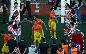 Atletico Madrid 1-2 Barcelona: Barca trọn niềm vui   Việt - Đức 24h   Thể thao   Scoop.it