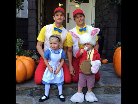 Celebrities Looking Their Best In Halloween Costumes | SWAGMAN | Scoop.it