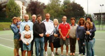 Saint-Lary-Soulan. Après le tournoi, l'école de tennis reprend l'entraînement - La Dépêche | Vallée d'Aure - Pyrénées | Scoop.it