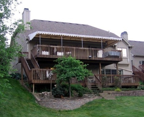 5 Most Common Style of Decks | Wizard Home Improvements Blog | Wizard Home Improvements | Scoop.it