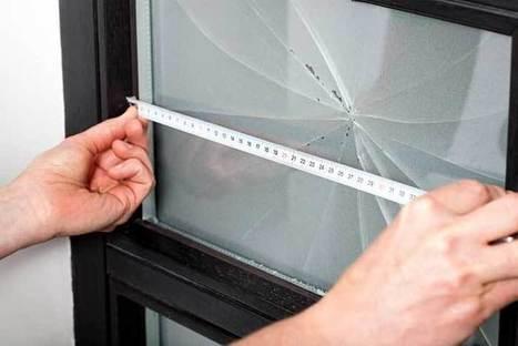 Réparer une vitre de fenêtre cassée | Fenêtre | Scoop.it