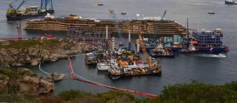 Costa Concordia : le plus dur reste à faire | Tout le web | Scoop.it