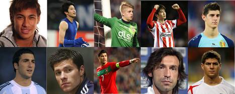 สีสันฟุตบอลโลก 2014 กับ 10 อันดับหนุ่มหล่อขวัญใจสาว ๆ | ดาวซัลโวฟุตบอลโลก 2014 | Scoop.it