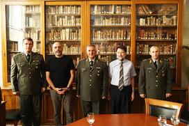 Συνεργασία Υπηρεσίας Στρατιωτικών Αρχείων (ΥΣΑ) με την Εθνική Βιβλιοθήκη της Ελλάδος (ΕΒΕ) | Greek Libraries in a New World | Scoop.it