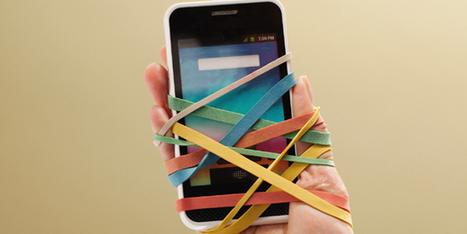 Los 5 mayores peligros que supone la adicción al móvil | Seguridad Vial | Scoop.it