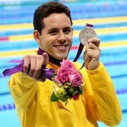 Thiago Pereira reclama e diz que meta de medalhas do COB é absurda | esportes | Scoop.it