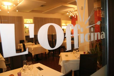 L'OFFICINA A RUBANO | EATING AND COOKING. | Scoop.it