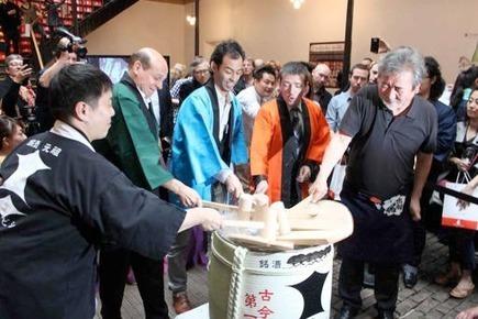 Gros succès pour le 1er Salon du Saké et des spiritueux japonais à ...   Tasting Collection   Scoop.it
