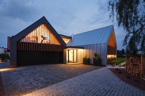 Two Barns House by RS+ | Inspired By Design | Scoop.it