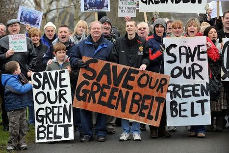 Victory for protesters after Barton Moss U-turn | AS G2 Settlement and Population | Scoop.it