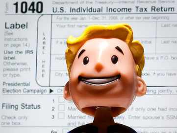 Only Little People Pay Taxes | organizational sustainability | Scoop.it