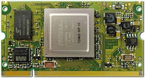 Toradex Will Unveil Colibri T30 Nvidia Tegra 3 COM at Embedded World 2012 | Embedded Systems News | Scoop.it