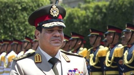 Egypt: The first 100 days of Sisi - BBC News | NGOs in Human Rights, Peace and Development | Scoop.it