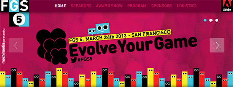 Evolve your game with Flash Gaming Summit 5 - Emanuele Feronato | Everything about Flash | Scoop.it