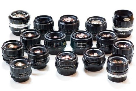 Second-Hand Lenses: Are They Worth Buying? | Photography Tips & Tutorials | Scoop.it