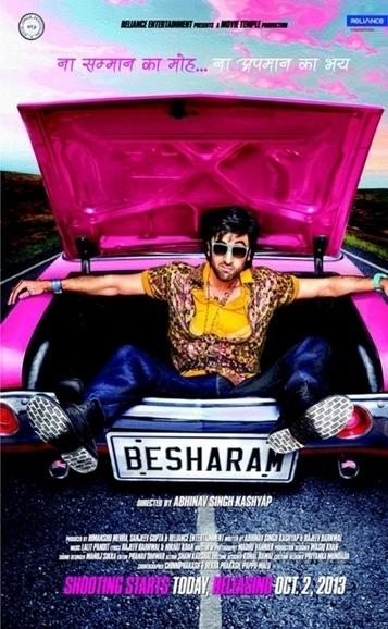 Besharam – Photos & Movie Stills | Bollywood | Scoop.it