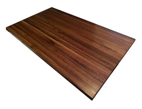 Impress Your Kitchen Interior with Walnut Butcher Block | Armani Fine Woodworking | Scoop.it