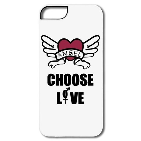 Make Heart Angel Wings Plastic Case For Iphone5/5s Personalized-Symbols & Shapes  Cases |HICustom | My Custom World,From Hicustom!!! | Scoop.it
