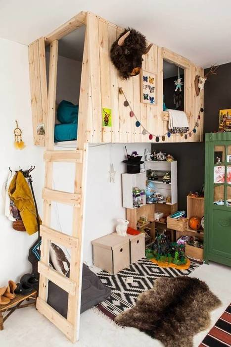 21 Bedrooms Your Kid Will Never Want To Leave | Strange days indeed... | Scoop.it
