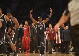 Paul Pierce and Joe Johnson help Nets survive LeBron James and Heat in ... - New York Daily News | Sport | Scoop.it