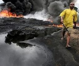 Shell opens compensation talks over massive Nigeria oil spill | Oil Spill | Scoop.it