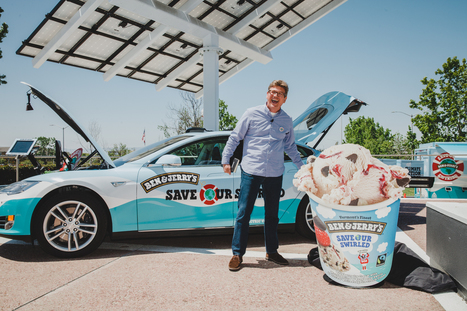 Ben & Jerry's Fights Climate Change with Save Our Swirled | Wildlife and Environmental Conservation | Scoop.it