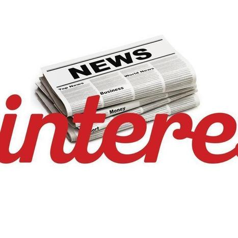 Pinterest Introduces 'News' Feature to Improve Content Discovery | Pinterest for Business | Scoop.it