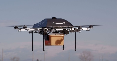 Amazon Wants Special Permission to Fly Its Delivery Drones, Dammit. | Atif Unaldi's Daily Technology Topics | Scoop.it