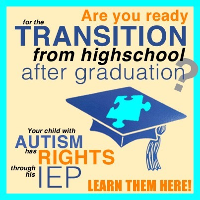 Transition Planning: Setting Lifelong Goals | Autism Advocacy | Scoop.it