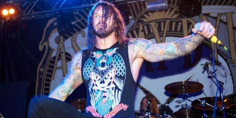 Christian Metal Star Pleads Guilty In Murder Plot | Contemporary Christian Music News | Scoop.it
