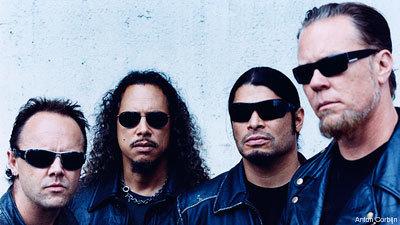Metallica lance son propre label | Sourdoreille | News musique | Scoop.it