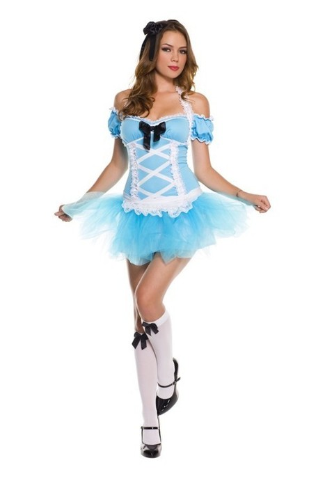 Miss wonderland costume | legsappeal | Scoop.it