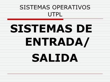 Interrupciones y escrutinio   sistemas operativos   Scoop.it