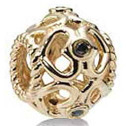 Delicate and Skeleton Gold Beads from Pandora | Pandora Australia Jewelry 70% off - Pandora Online Store | Fashion Women Shoes | Scoop.it