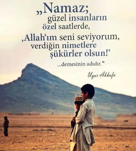 İslam Ahengi | Kuran | İbadet | Namaz | Dua: Allah'a Teşekkür Etmek İçin Kılınan Namaz | İslam Ahengi | Scoop.it